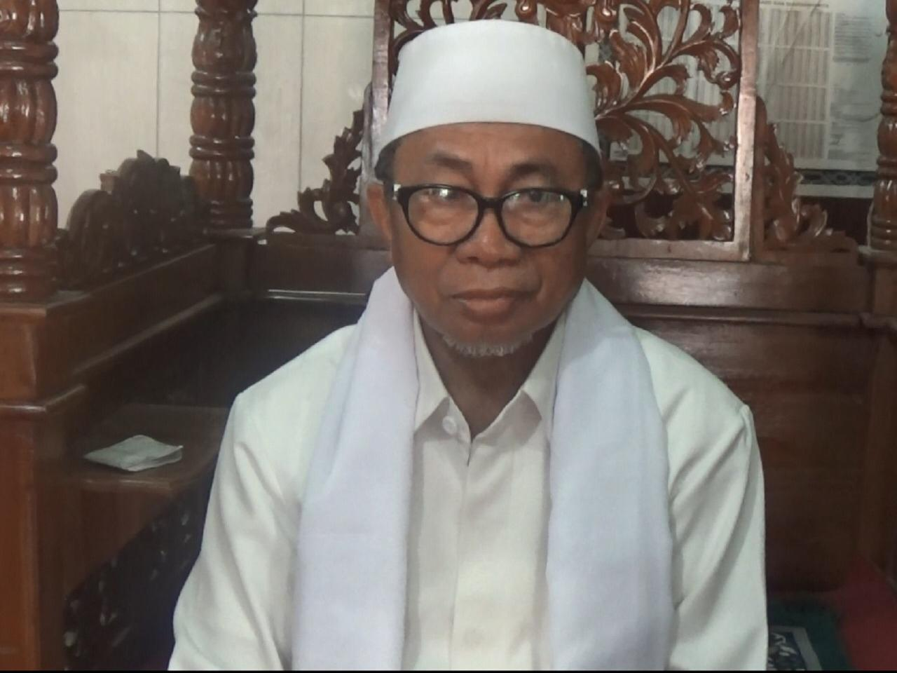 Ketua Majelis Ulama Indonesia (MUI) Provinsi Sulawesi Utara KH Abd Wahab Abd Gafur, Lc.