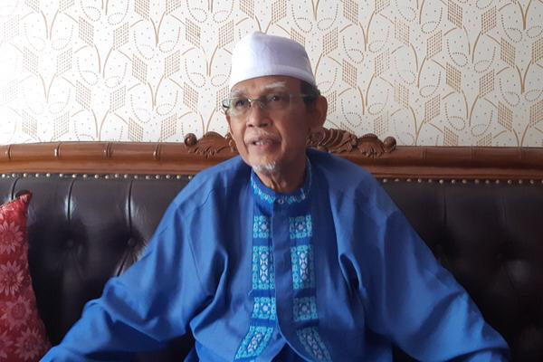 Wakil Ketua Forum Komunikasi Umat Beragama (FKUB) Sulawesi Utara (Sulut), KH. Rizali M. Nur