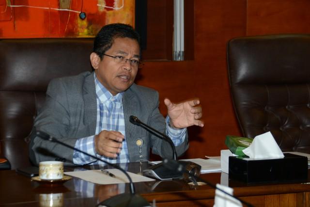 Sekretaris Jenderal DPR RI Indra Iskandar. Foto: Odjie/od