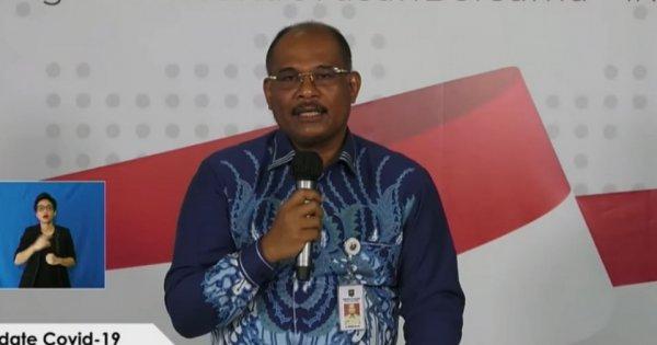 Direktur Manajemen Penanggulangan Bencana dan Kebakaran, Kementerian Dalam Negeri (Kemendagri), Safrizal Za. (Foto: dok. BNPB)