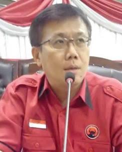 Ket poto : Ketua DPRD Medan, Hasyim
