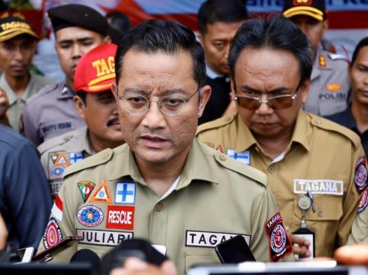 Ket poto : Menteri Sosial Juliari P. Batubara. (Ist)