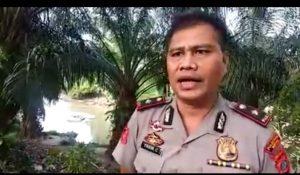 Kapolsek Medan Area Kompol Faidir Chan SH