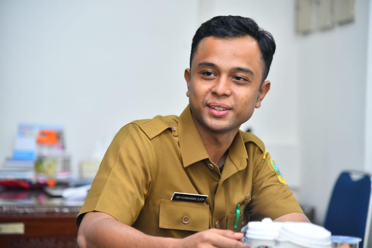Ket. Foto : Ajudan Wakil Gubernur Sumatera Utara, Ory Kurniawan