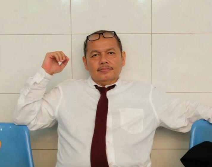Ket poto : Koordinator Humas PTPN2 Sutan Panjaita
