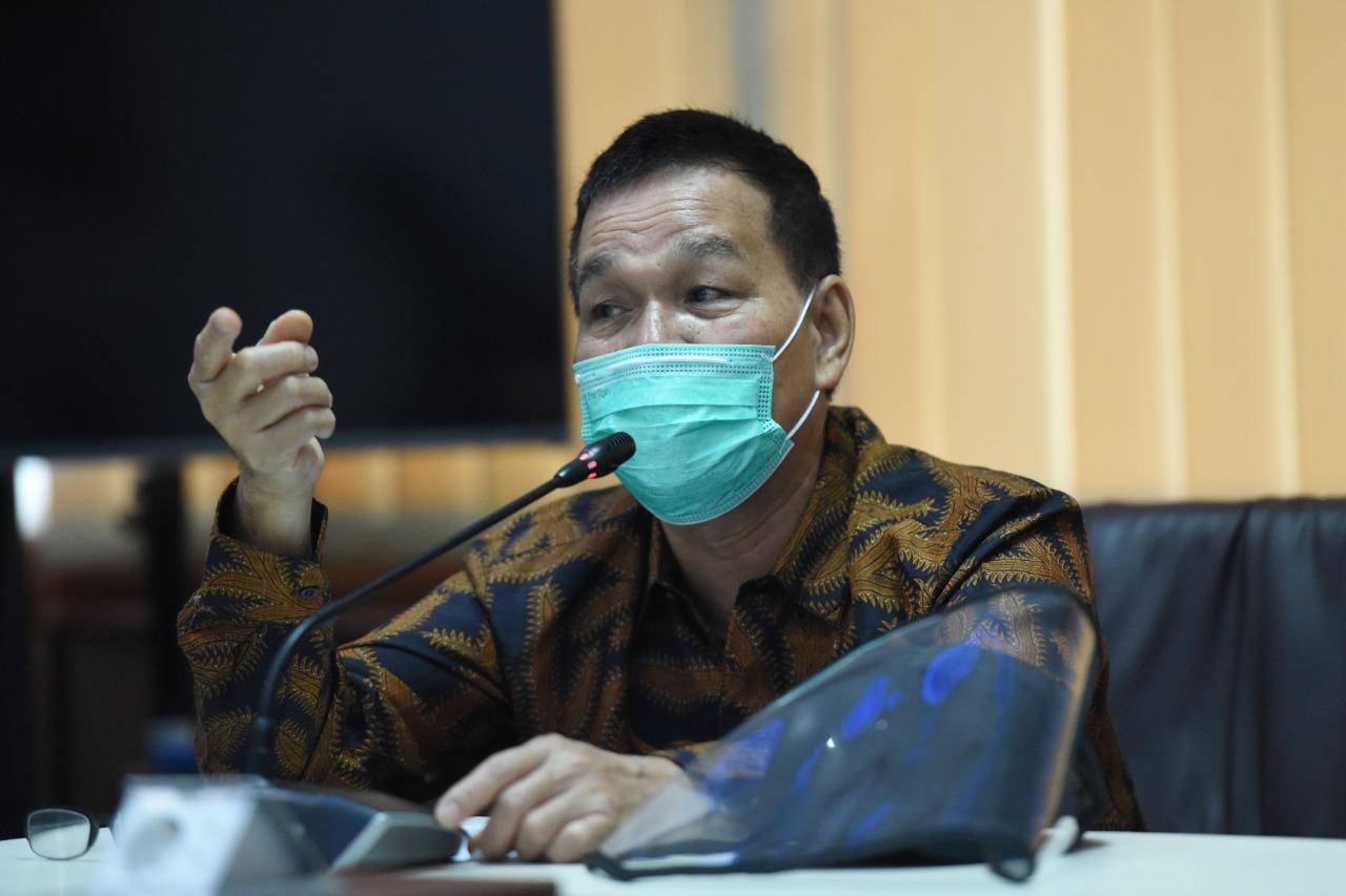 Ket. Foto : Rektor Universitas Sumatera Utara Prof Dr Runtung Sitepu SH MHum. (ist)