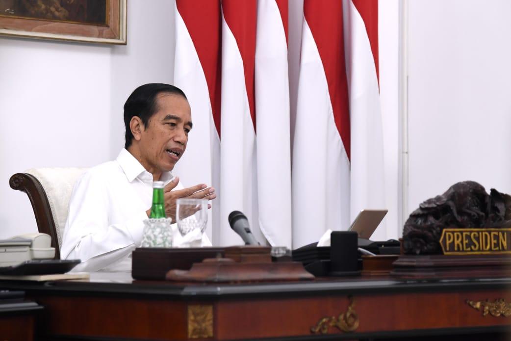 Presiden RI Joko Widodo. (foto: Lukas - Biro Pers Sekretariat Presiden.