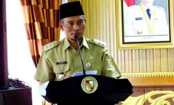 Wakil Walikota (Wawako) Pekanbaru, Ayat Cahyadi.